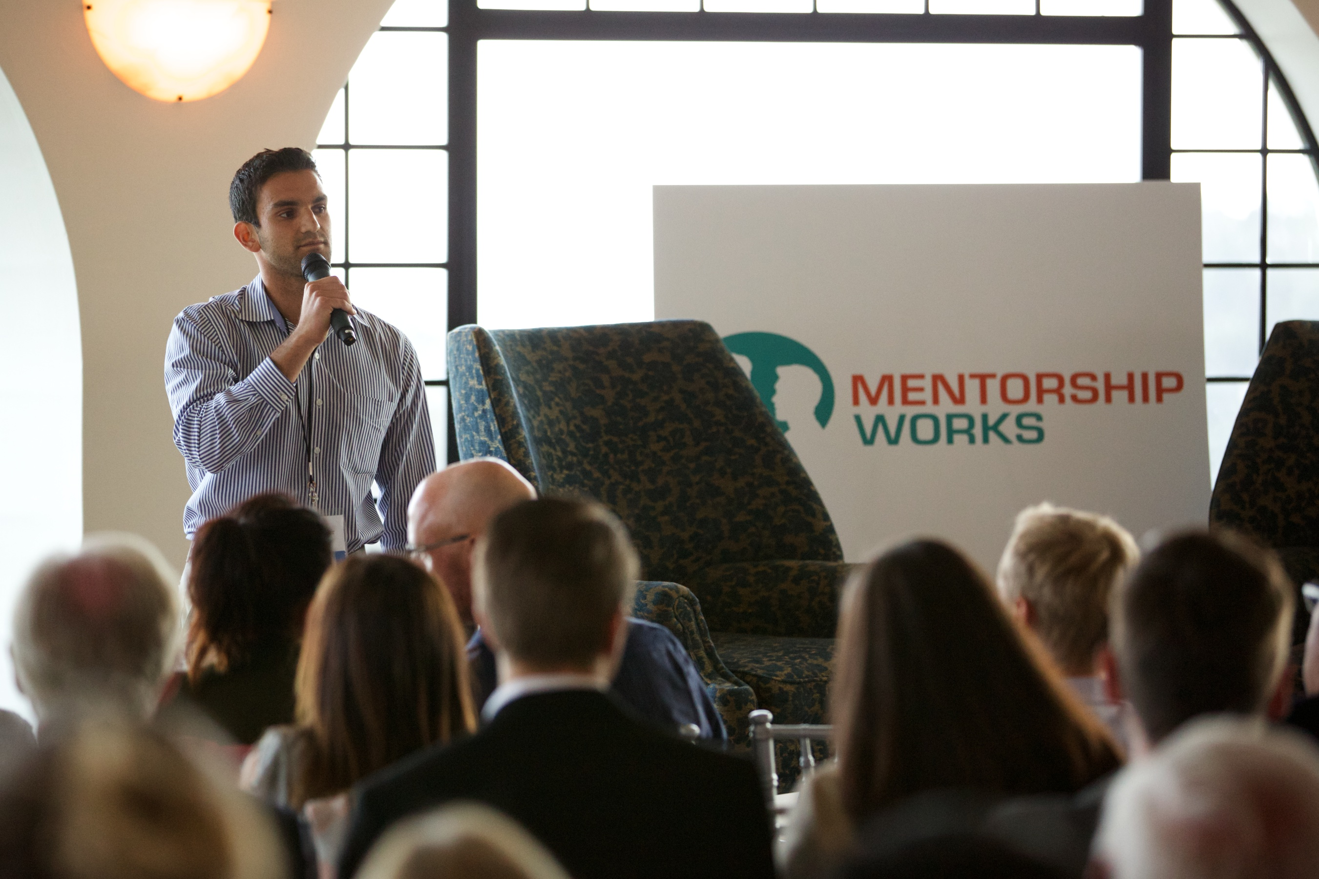 Mentorship Works Entrepreneur Meet Guests