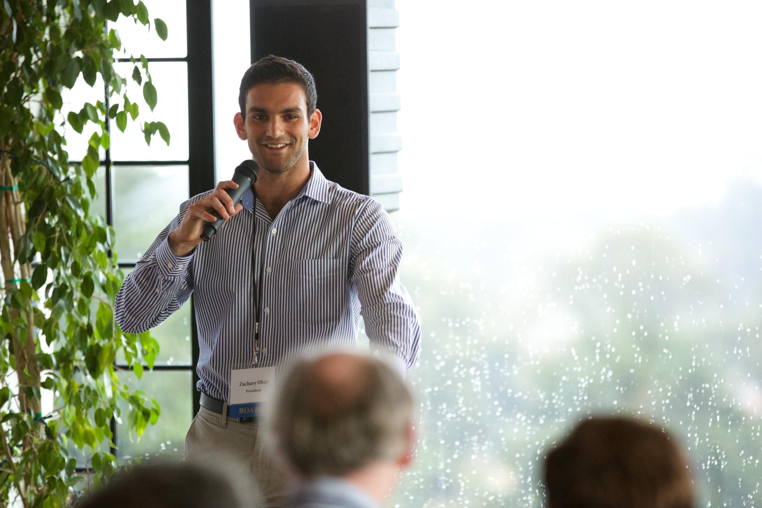 Mentorship Works Entrepreneur Speaker