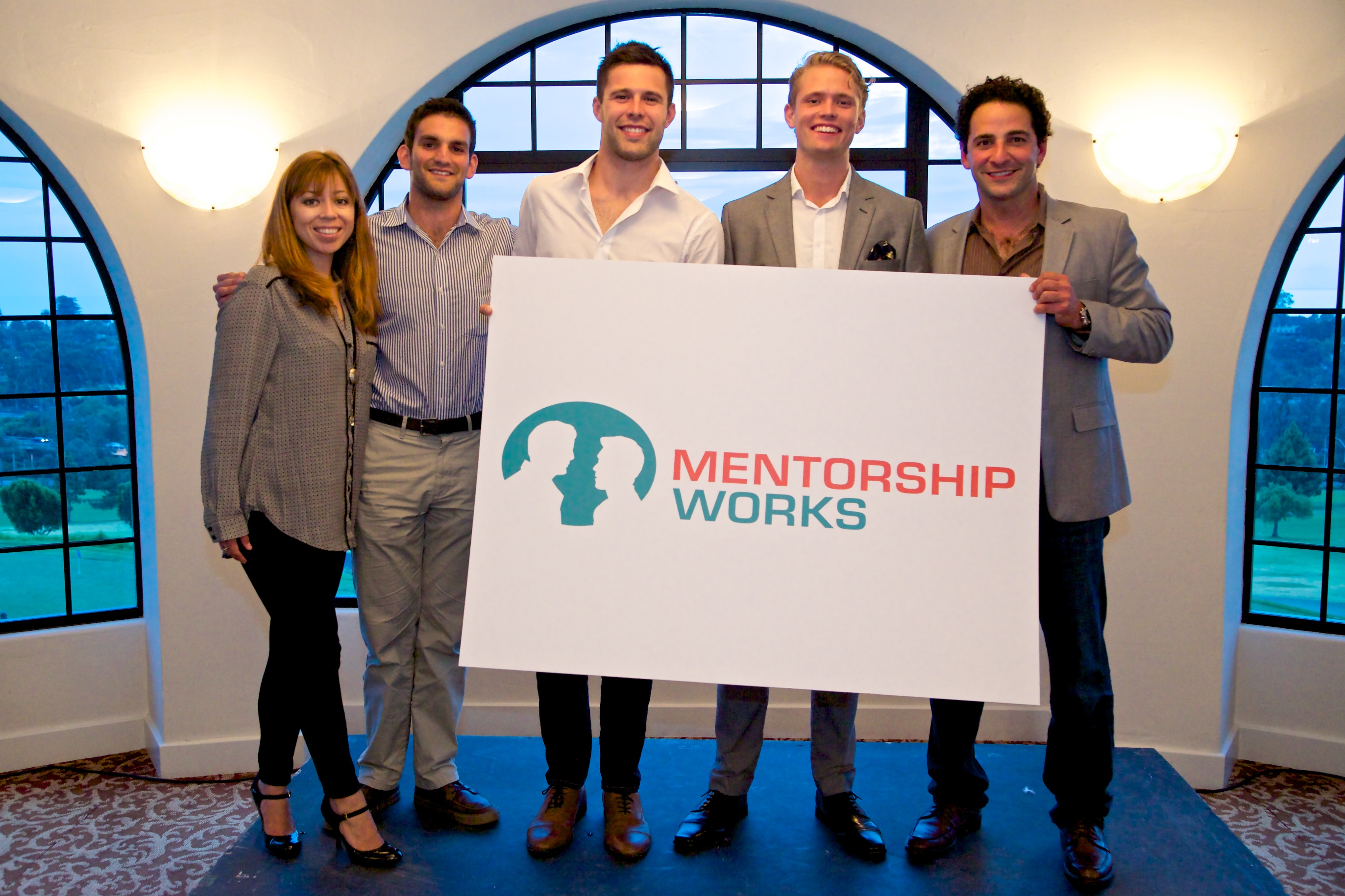 Mentorship Works Board of Directors Group Photo